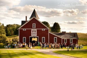 Rustic Vermont Barn Wedding Location