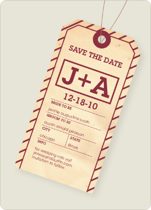 Paper Culture Save The Dates Rustic Wedding Chic