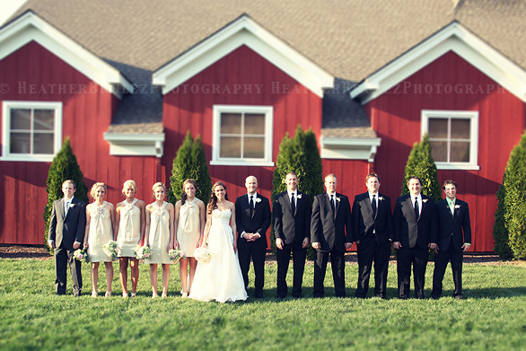 Real wedding kansas city rustic wedding chic for Wedding dress rental kansas city