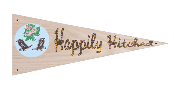 happily-hitched-sign