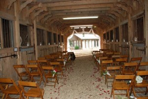 Rustic Wedding Venue: The Farm
