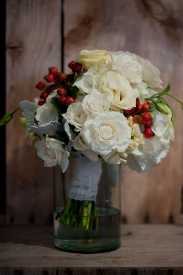 Rustic Country Wedding Bouquets