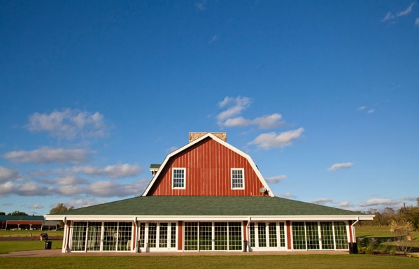 The Pavilion AT Orchard Ridge Farm