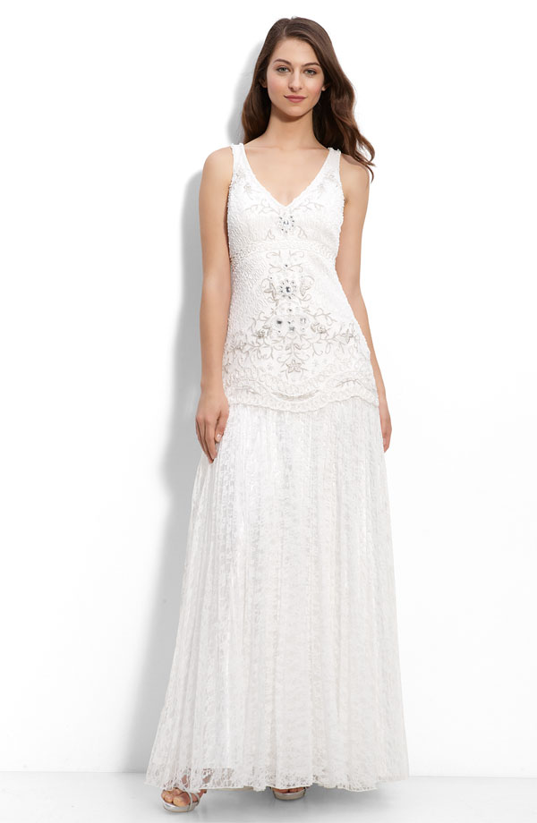 Rustic wedding dresses under 1000 rustic wedding chic for Best wedding dresses under 1000