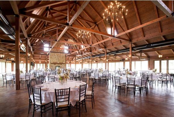 Rustic Wedding Venue The Pavilion At Orchard Ridge Farms Rockton IL