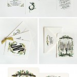 Vintage Style Wedding Invitations