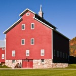 Vermont Wedding Barn