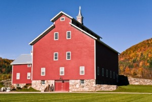 Rustic Wedding Venue: West Monitor Barn- Richmond, VT