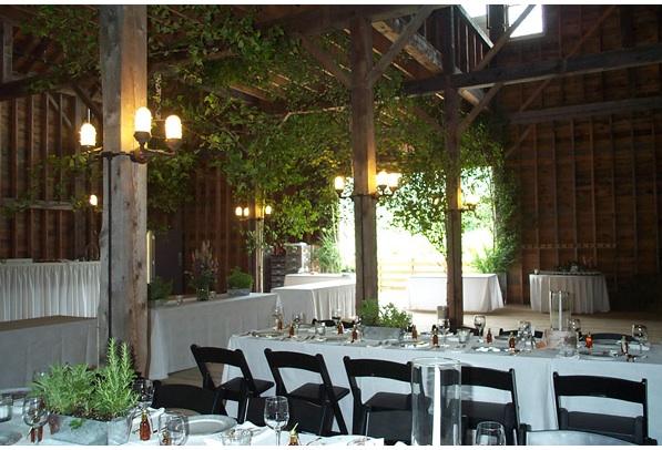 Rustic Wedding Venue: West Monitor Barn- Richmond, VT ...