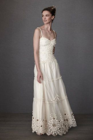 BHLDN Wedding Dresses Perfect For A Country Rustic Wedding - Rustic ...