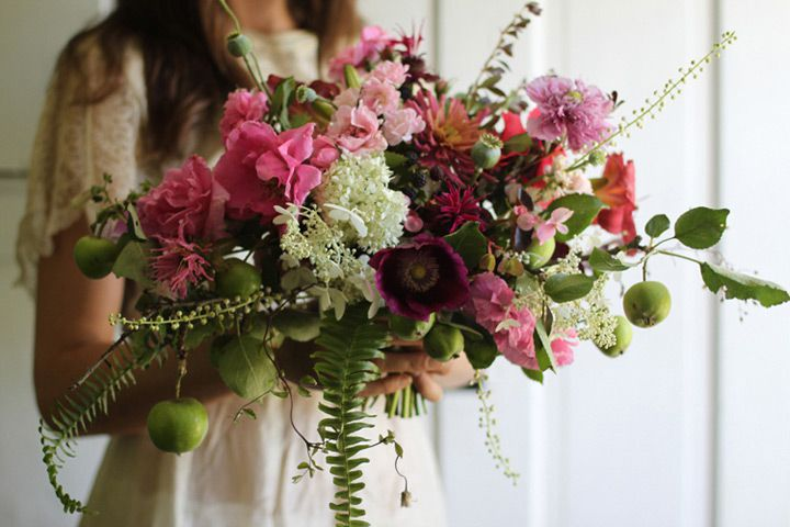 Country Chic Wedding Flowers - Rustic Wedding Chic