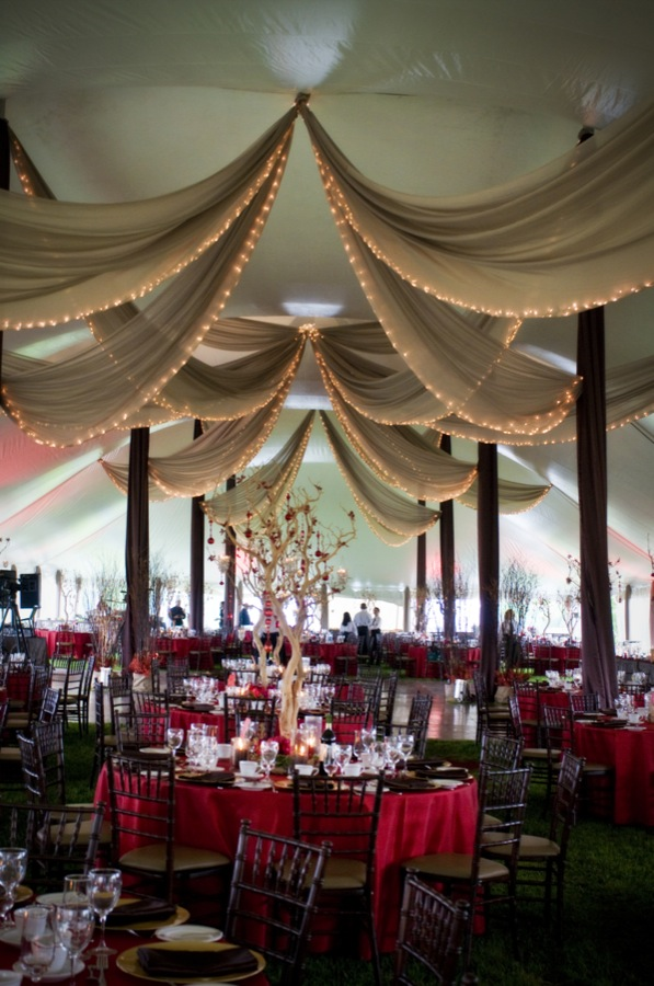 Ceiling draping on pinterest wedding ceiling decorations for Ceiling decoration ideas