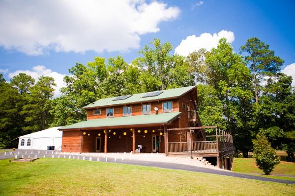 Real Wedding: Barn at Valhalla - Chapel Hill, NC - Rustic ...
