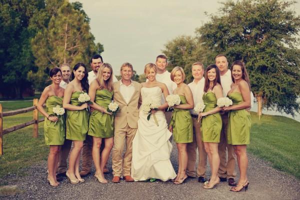 Real Rustic Wedding: Quail Creek Plantation, FL