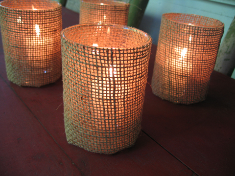 If you are thinking of using burlap at your wedding check out our Burlap