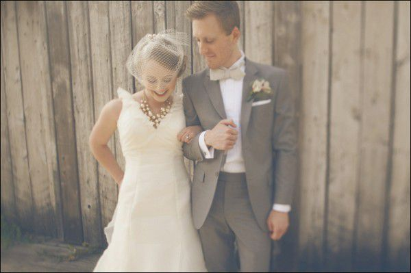 Real Rustic Wedding: The Club At Strawberry Creek, WI