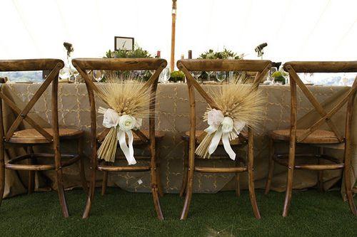 Wheat At Wedding