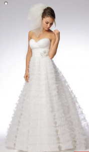Watters Daria Wedding Dress