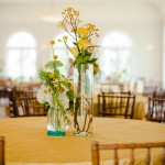 Simple Rustic Style Wedding Flowers