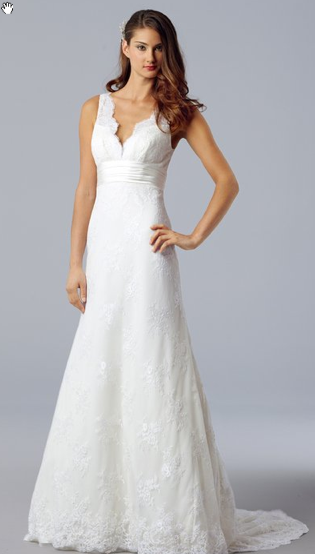 Country Wedding Dresses Under 1000