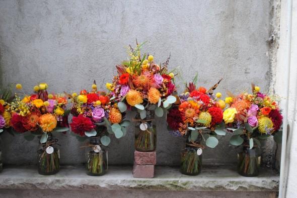 Fall Wedding Ideas For A Rustic Wedding