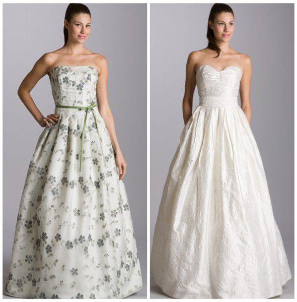 Aria Wedding Gowns - Rustic Wedding Chic