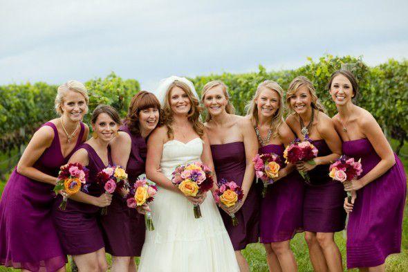 Vineyard Wedding Long Island Ny