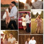 Country Style Farm Engagement Session