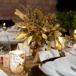 Holiday Inspired Wedding