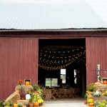 Country Chic Farm Wedding In A Barn