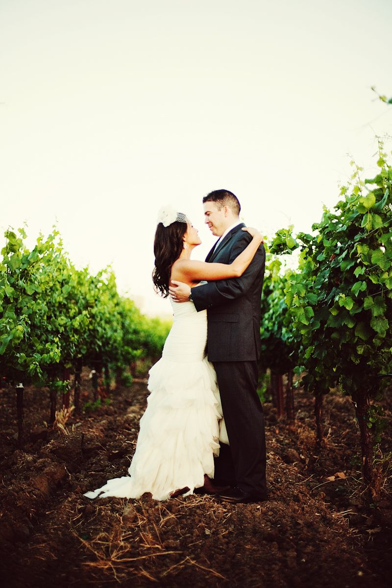 Napa Valley Country Wedding