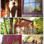 NJ rustic farm wedding at Prallsville Mill