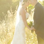 Backyard Napa Rustic Wedding