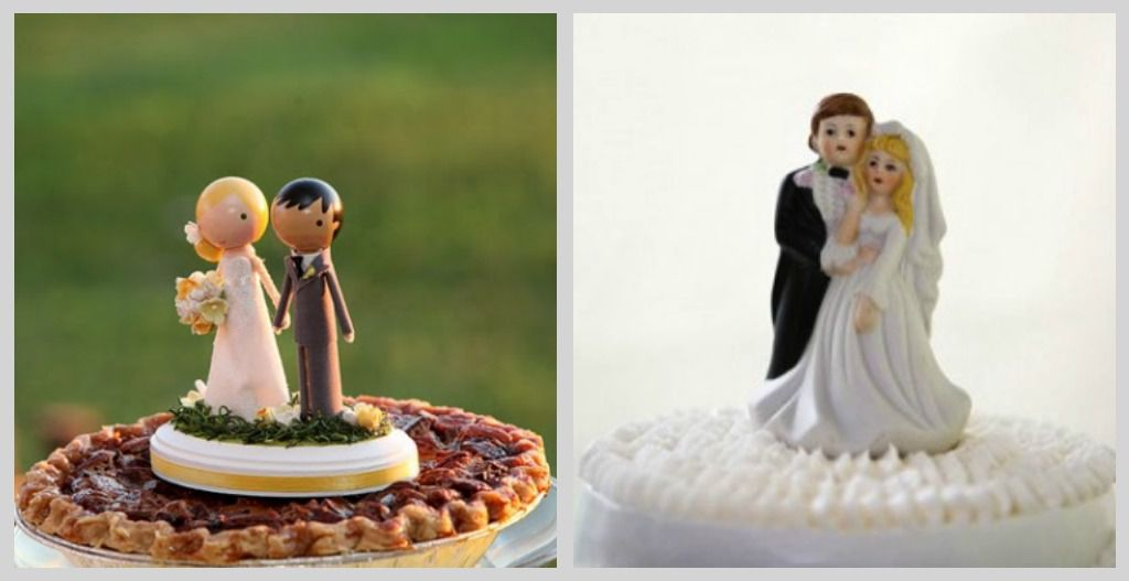 The Best Rustic Country Wedding Cake Toppers - Rustic Wedding Chic