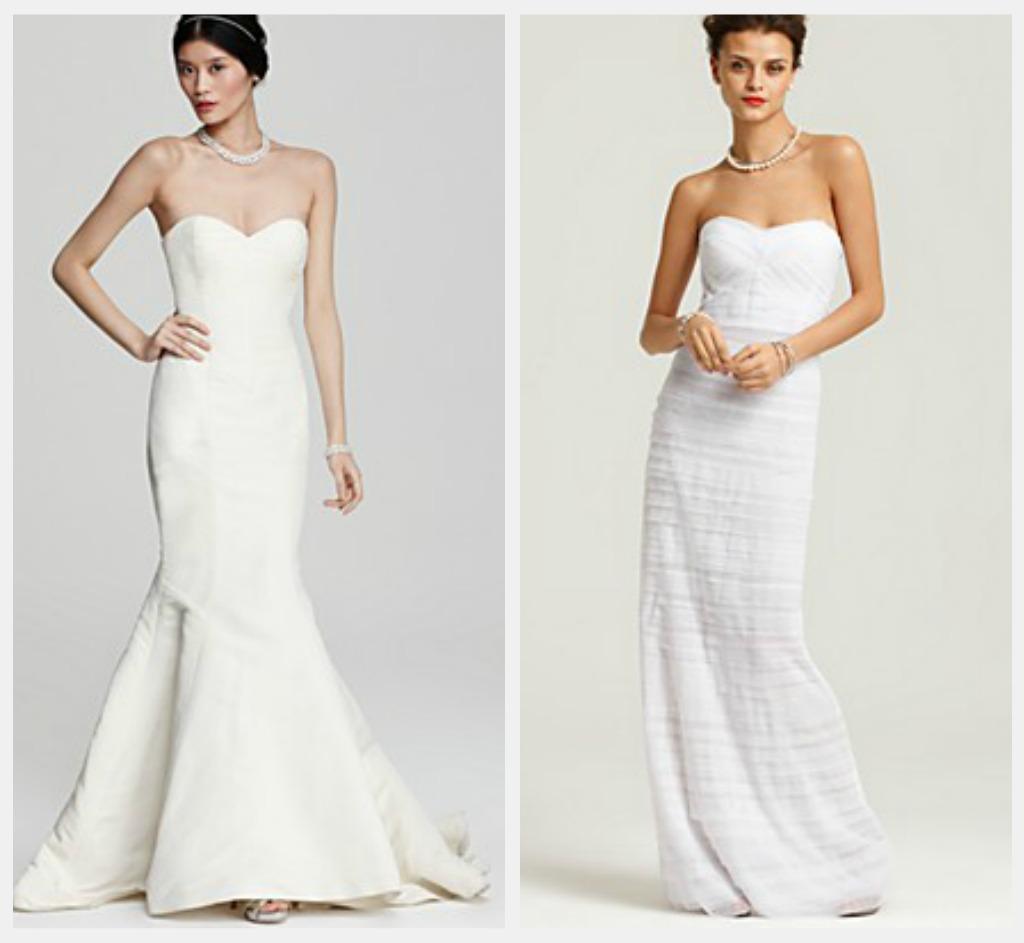 Rustic Chic Winter Wedding Dresses