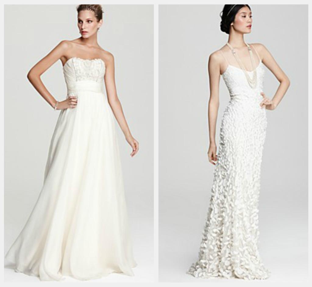 Wedding Dresses For A Rustic Wedding : Rustic chic winter wedding dresses