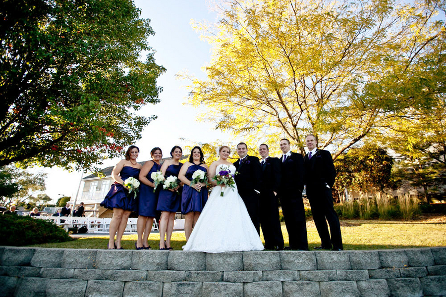 Wedding At Klein Creek Golf Club In Winfield Illinois