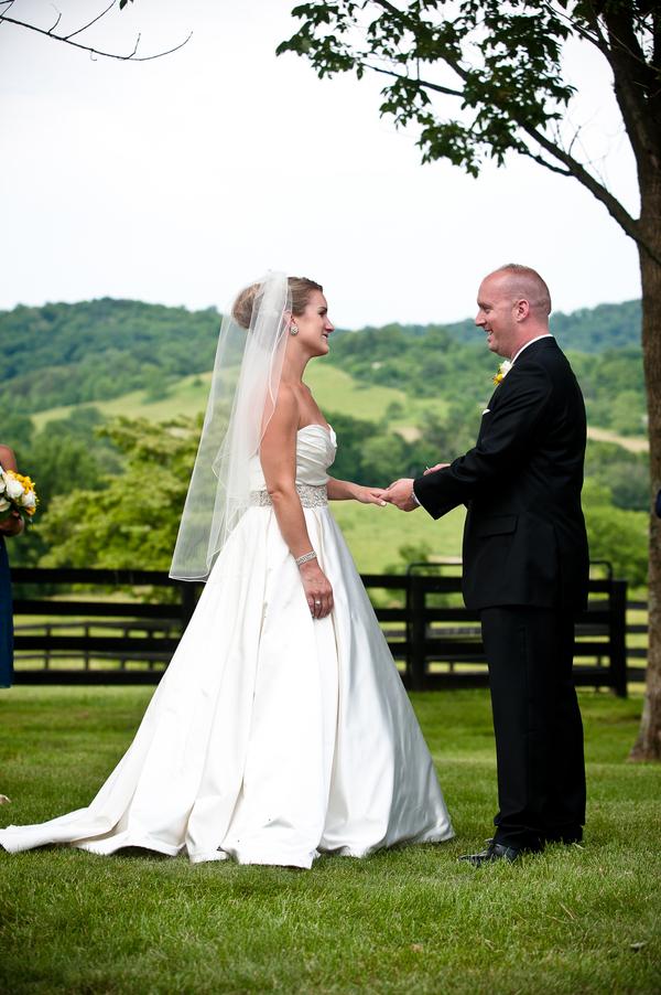 Ranch Wedding At Marriott Ranch In Hume Virginia Rustic