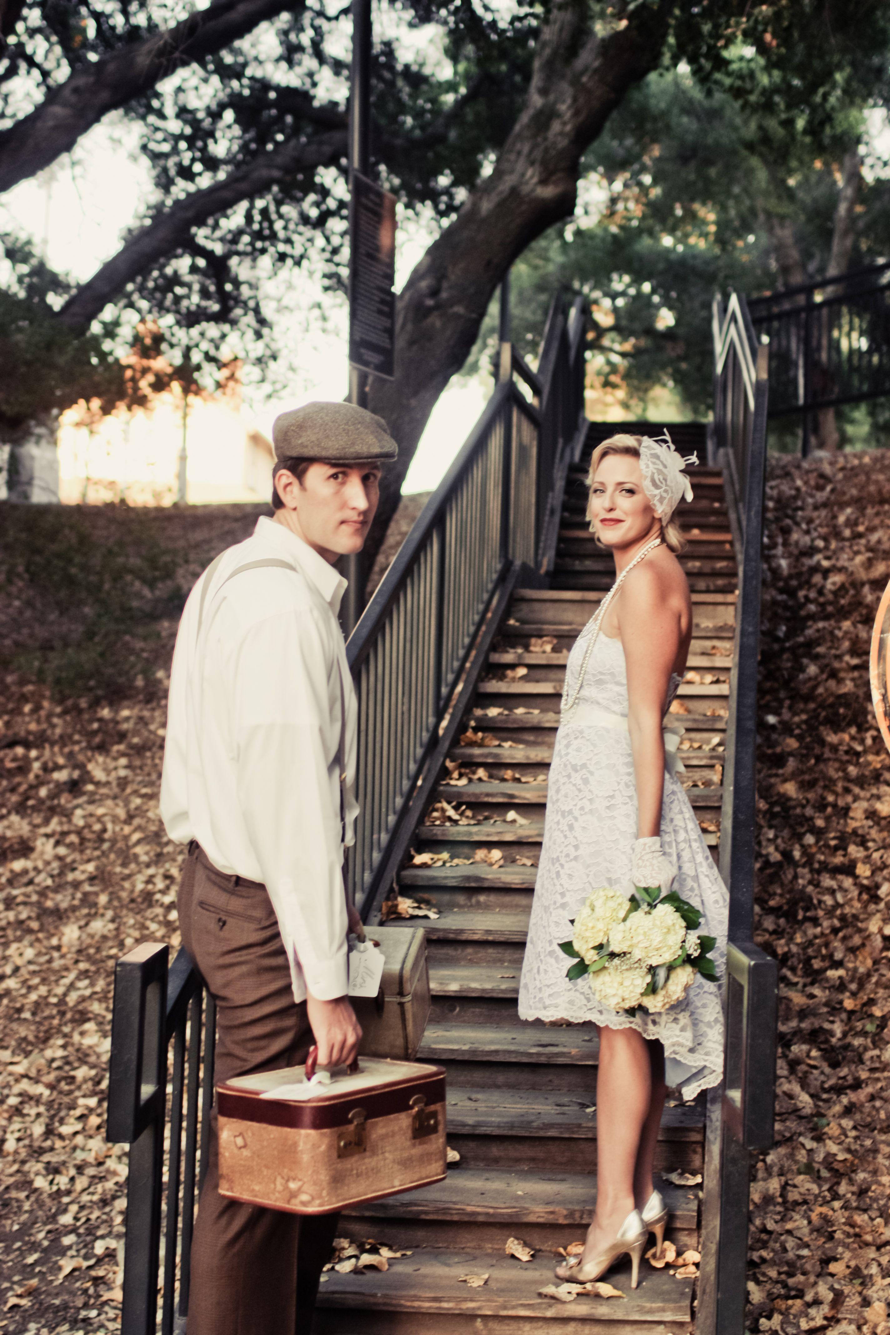 1930's Wedding Style Inspiration
