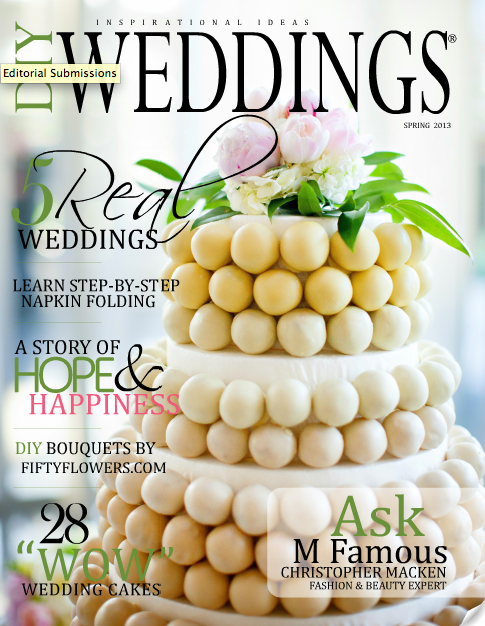 DIY Weddings Magazine Spring