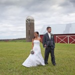 WI Farm Wedding