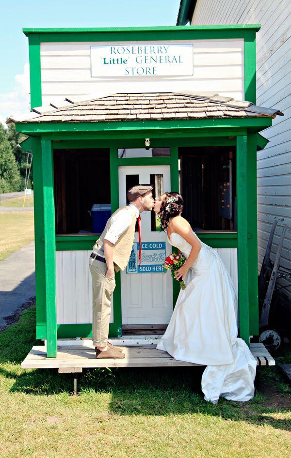 Barn Farm Style Wedding