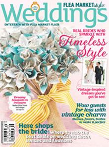 Flea Market Style Wedding Magazine