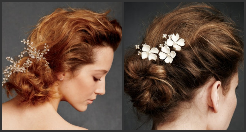 s curl hairstyle : Rustic Wedding Hair Accessories - Rustic Wedding Chic