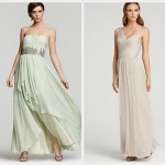 Long Bridesmaid Dresses Perfect For A Rustic Wedding