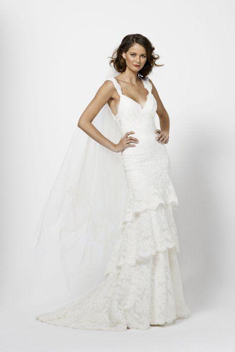 Watters Style Dress Elsa