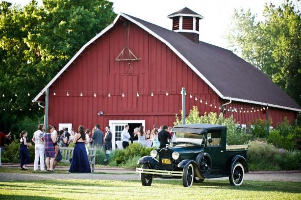 Colorado Rustic Barn Wedding - Rustic Wedding Chic