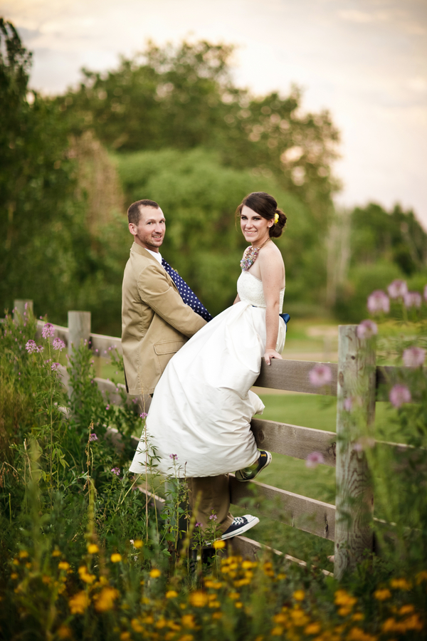 Country Wedding In Colorado
