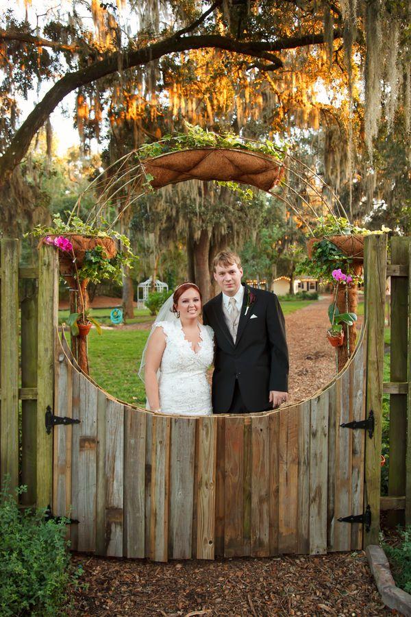 Cross Creek Ranch Wedding Florida Rustic Wedding Chic