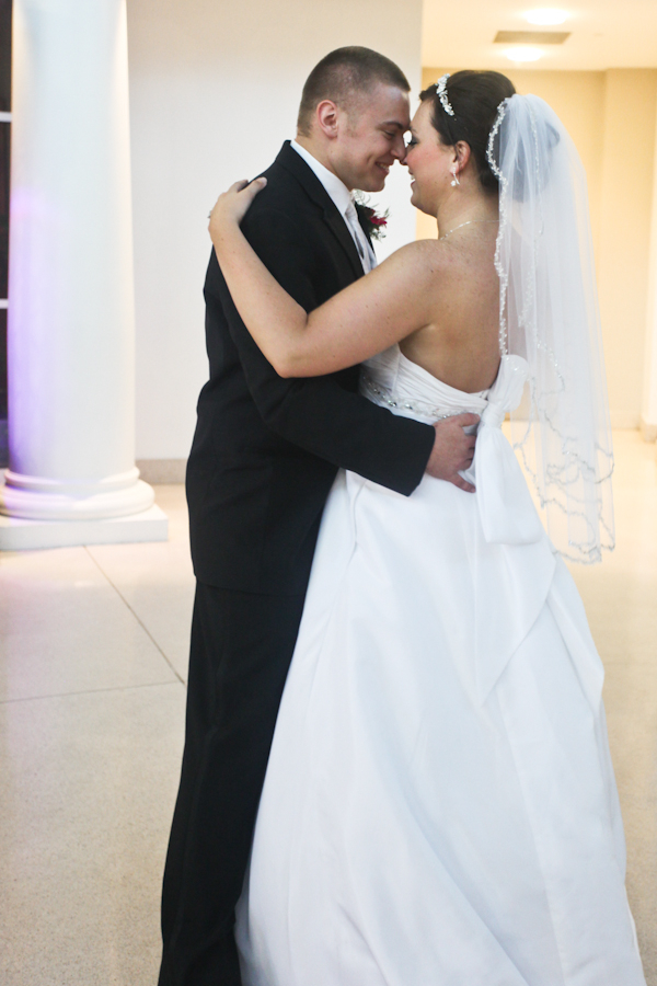 Wedding At Women S Basketball Hall Of Fame Rustic